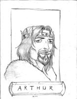 T.H. White's King Arthur by Level9Drow
