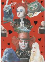 Alice in Wonderland Poster by ImMoreThanAFan