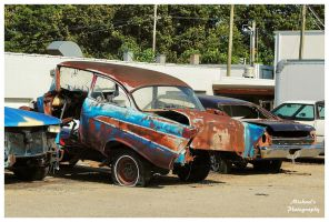 1957 Chevy - Needs Work! by TheMan268