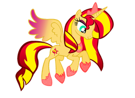 DOLL: Princess Sunset Shimmer by PrincessDeathWish