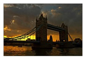 Tower Bridge by djoel