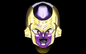 Golden Frieza by NetArtWorK