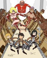 Attack on Titan time! by thelimeofdoom