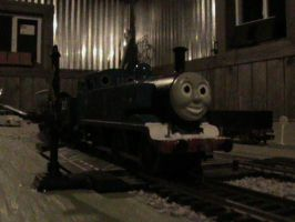 Hornby Thomas (WIP) by 123Chance