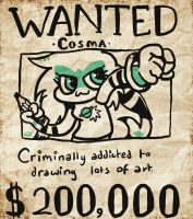 WaNTeD by Spashai