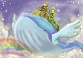 APH USxUK flying whale by TheShakunai