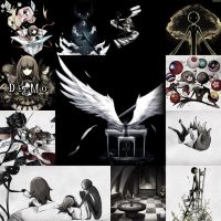 Deemo collage by Noir-Black-Shooter