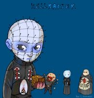Pinhead and Pals -- Zooni by HorrorClub