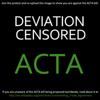 STOP ACTA-2 by Kiwi-Mystere