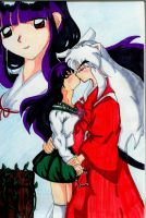 Inuyasha and kagome Dont go by Inu87