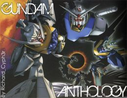 Gundam Anthology by Aera83