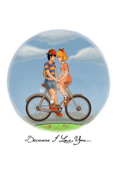 Because I Love You by Marcotto