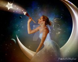 Paint The Sky With Stars by PaintedOnMySoul