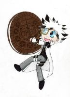 Gift--'You Can't Have My Oreo!' by KittyCowLexa