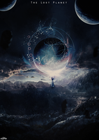 The Lost Planet by MeDoElgAmaL