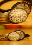Sheet Music Hair Accessories by OcularFracture