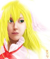 Mavis Vermillion by HaitianHallow