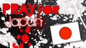 Pray For Japan by Winter-218