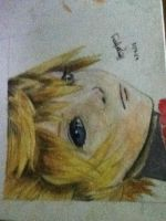 Water Color Ventus From Kingdom Hearts BBS by kairinaminemix