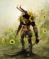 Flower Monster by CArcherB