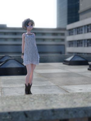 Rooftop by 3doutlaw