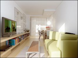 Another interior test... by pressenter