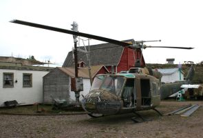 MoA Museum 196 Helicopter by Falln-Stock
