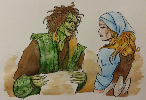 Magic comes with a price, dearie by MaryJet