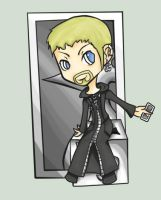 Chibi Luxord by lucy12143