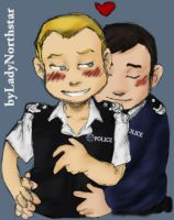 Hot Fuzz by LadyNorthstar
