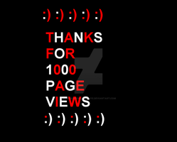 OMG 1000 PAGE Views by runescapemanforlife