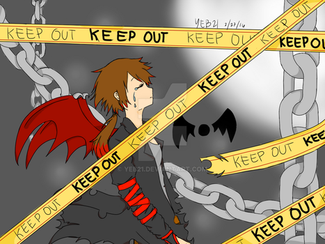 [KEEP OUT] no base by YEB21