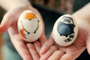 Happy Easter 2012 by WatashiwaKOdesu