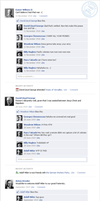 Rise and Fall of Hitler According to Facebook: I by E350tb