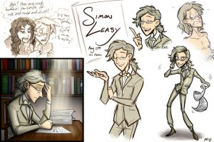 Simon Leasy _ pagedump by Inonibird