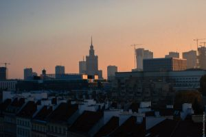 Warsaw, I love you by madaphotography