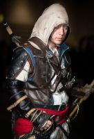 AC IV  MCM Expo London Comic Con 2014 by CreedCosplay