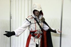 Assassin's Creed Cosplay 2 by killaboom