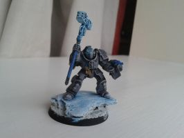 grey knight tester by WoodlandHermit