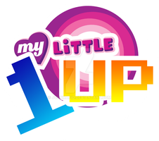 My Little 1-UP by johnkapid