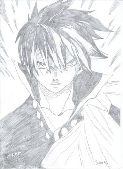 Zeref Fairy Tail by Saiyo82