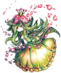 Lilligant used Petal Dance by Parororo