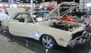 75 Dodge Dart Swinger by zypherion
