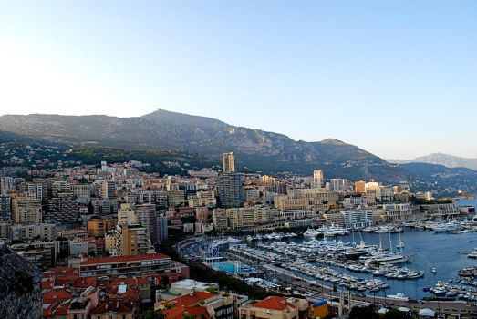 The City of Monaco by FullFlamePhotography
