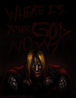 Where Is Your God Now? by SMachajewski