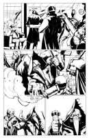SuperEgo issue 3 internal page by FrancescoIaquinta