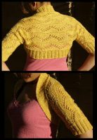 Dream in Color Shrug by radioactive-orchid