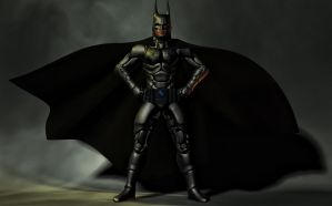 Batman legacy 2 by hiram67