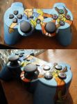 Custom Hong Kong Phooey Playstation 3 Controller by Joel-Wade