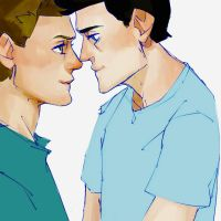 unsurprisingly destiel by ruskina